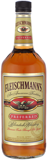 Fleischmann Whiskey Blend Preferred 90@ 1.75l